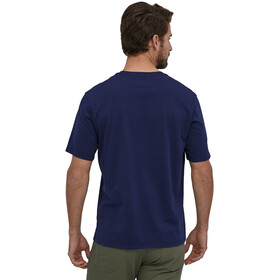Patagonia Fitz Roy Scope Organic T-Shirt Homme, classic navy
